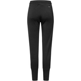 super.natural Essential Cuffed Pants Women jet black melange
